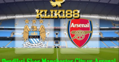 Prediksi Skor Manchester City vs Arsenal 5 November 2017